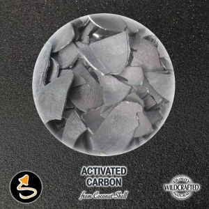 Activated Carbon Pulver 10g