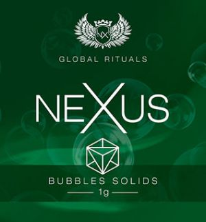 Nexus Bubble Solids 1g
