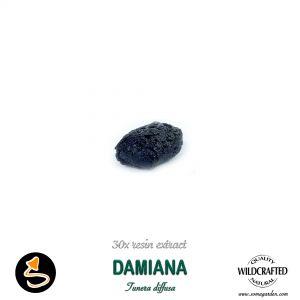 Damiana Tunera Diffusa 30x Resin Extract
