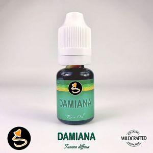 Damiana Resin Oil