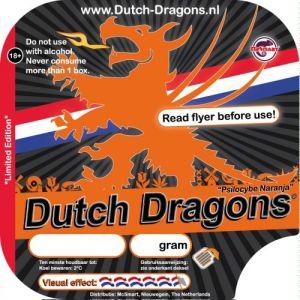 Dutch Dragon (Psilocybe Tampelandia) 15g