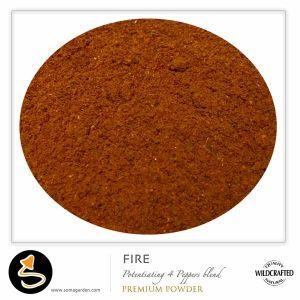 Fire Blend (Peperoni-Mischung) Pulver 10g