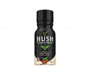 Hush Coffee Infused Kratom Extract Tincture 10ml