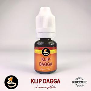 Klip Dagga Resin Oil