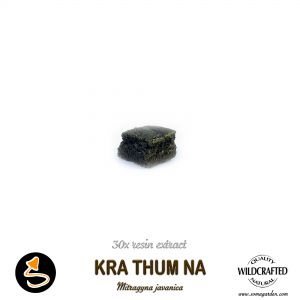 Kra Thum Na (Mitragyna Javanica) 30x Resin Extract