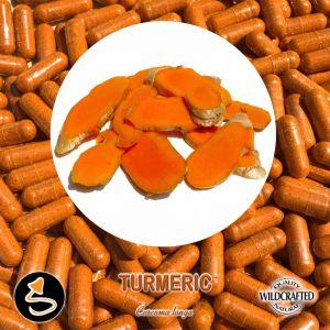 Turmeric - Gelbwurz 70 Kapseln