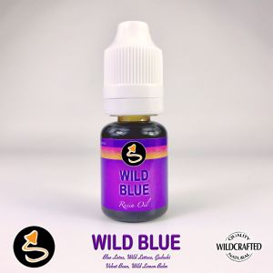 Wild Blue Resin Oil