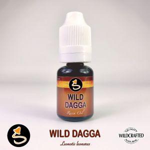 Wild Dagga - Afrikanisches Löwenohr Resin Oil